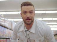 """Justin Timberlake : Déjanté et euphorique dans le clip """"Can't Stop the Feeling!"""""""