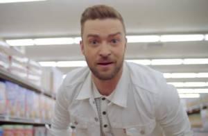 Justin Timberlake : Déjanté et euphorique dans le clip