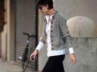 REPORTAGE PHOTOS : Katie Holmes, elle adopte le look... sexy !