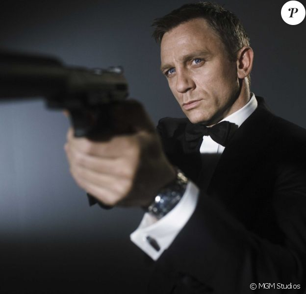 Daniel Craig a campé James Bond dans quatre films, Casino Royale, Quantum of Solace, Skyfall et Spectre.