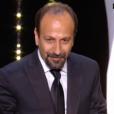 Asghar Farhadi, Prix du scénario au Festival de Cannes 2016