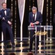 Olivier Assayas et Cristian Mungiu, Prix de la mise en scène ex-aequo pour Personal Shopper et Baccalauréat.