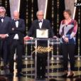 Ken Loach remporte la Palme d'or 2016 avec Moi, Daniel Blake.