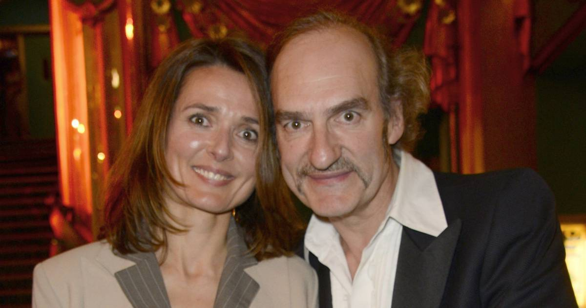Michel vuillermoz et sa femme laurence soir e de la 28 me nuit des moli res - La boutique de laurence ...