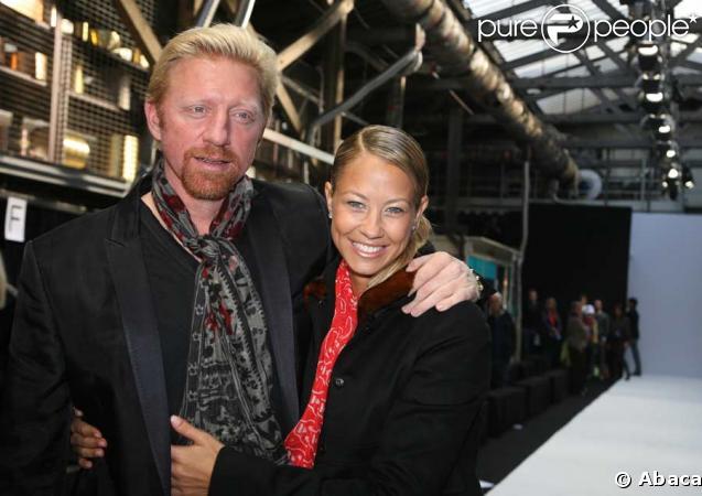 Boris Becker et sa fiancée Sandy, c'est fini