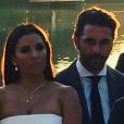 Mariage d'Eva Longoria et Jose Antonio Baston le 21 mai 2016, photo du compte Instagram de l'actrice Melanie Griffith