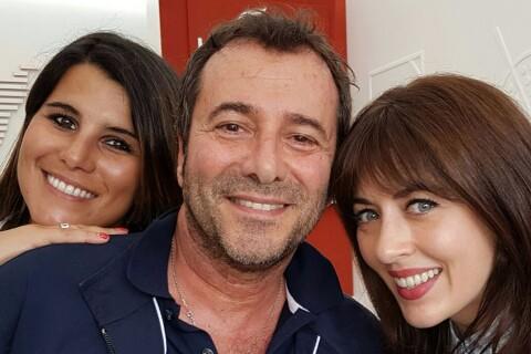 Roland-Garros : Karine Ferri et Nolwen Leroy face à Anouchka Delon in love