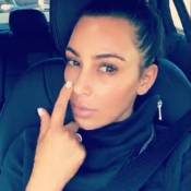 Kim Kardashian : Une beauté naturelle sans maquillage