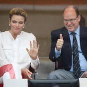 GP Monaco : Charlene, Albert, Louis et... Justin Bieber fêtent Lewis Hamilton