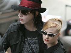 Marilyn Manson et Evan Rachel Wood : c'est fini... sur une embrouille !