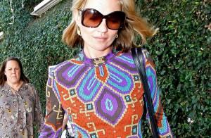 REPORTAGE PHOTOS : Kate Moss, incroyable, elle fait une faute de look!