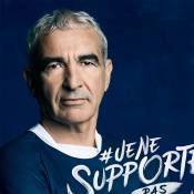 """Estelle Denis et Raymond Domenech se lâchent : """"On ne supporte pas les bleus"""""""
