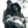 Jena Malone et son boyfriend Ethan célèbrent l'arrivée de leur premier enfant Ode Mountain. Photo postée le 31 mai 2016.
