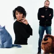 """Florence Foresti et François Damiens se lâchent """"Comme des bêtes"""""""