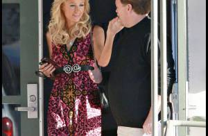REPORTAGE PHOTOS : Paris Hilton retourne en studio, attention les oreilles !