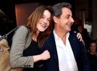 Carla Bruni et Nicolas Sarkozy : Un fou rire pour les amoureux à Nice