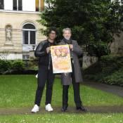 Antoine de Caunes, Sébastien Folin et Mc Solaar unis pour le Solidays of Love