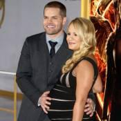 """Wes Chatham : L'acteur des films """"Hunger Games"""" papa pour la seconde fois"""