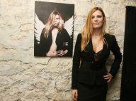 REPORTAGE PHOTOS : Elodie Frégé, un magnifique ange déchu... qui part en fumée !