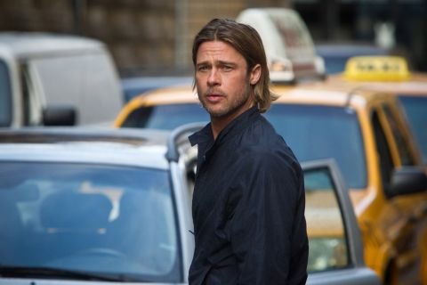 "Brad Pitt face aux zombies : 5 choses à savoir sur ""World War Z"""