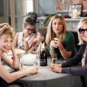 Julie Gayet et Julie Depardieu galèrent avec leur famille recomposée