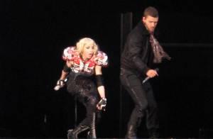 REPORTAGE PHOTOS : Justin Timberlake, Madonna  et Britney Spears en concert, toutes les photos  de l'évenement !