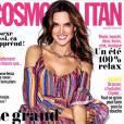 Magazine Cosmopolitan en kiosques le 1er juin 2016.