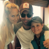 Enrique Iglesias et Anna Kournikova, in love, partagent une rare photo de couple