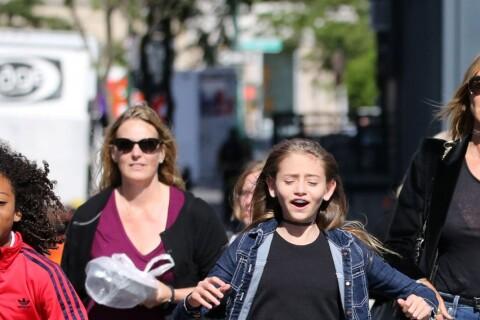 Heidi Klum épanouie pour une balade en famille : les enfants ont bien grandi !