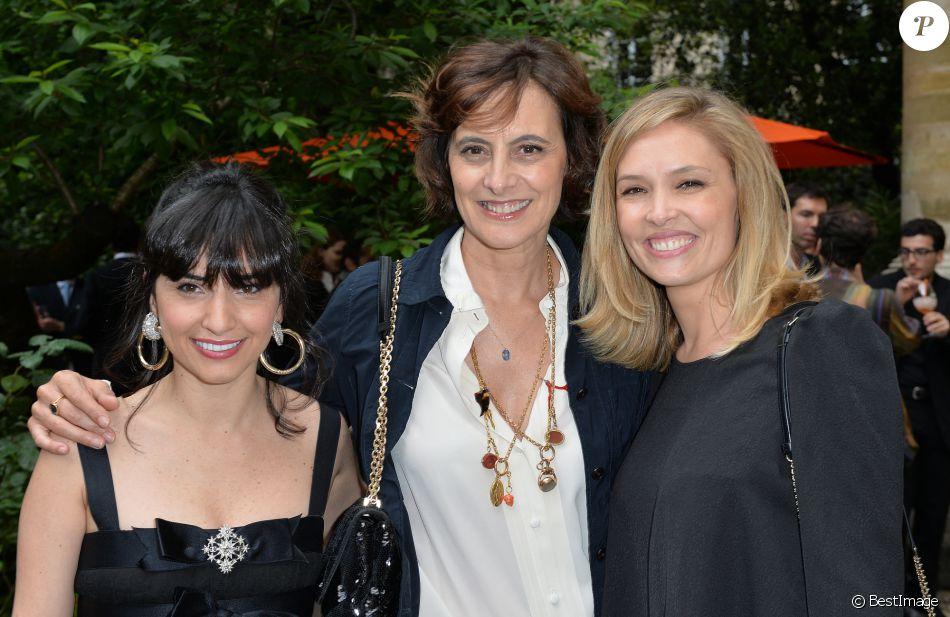 Samar seraqui in s de la fressange et lilou fogli for Institut culturel italien paris
