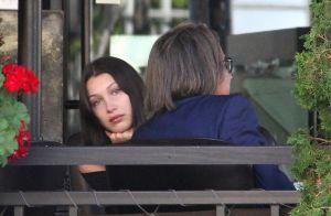 Bella Hadid : Après la soirée avec son chéri, une tendre fête des pères
