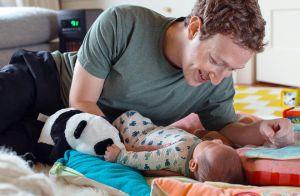 Mark Zuckerberg : Une tendre photo pour sa première fête des pères