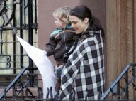 REPORTAGE PHOTOS : Rachel Weisz, une super fashion maman !