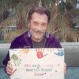 Johnny Hallyday soutient la nouvelle campagne de financement de La Bonne étoile sur la plateforme Ulule lancée le 27 mai 2016.