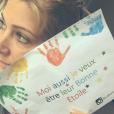 Amanda Sthers soutient la nouvelle campagne de financement de La Bonne étoile sur la plateforme Ulule lancée le 27 mai 2016.