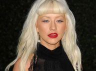 REPORTAGE PHOTOS : Christina Aguilera a de beaux yeux, mais n'a plus... de sourcils !