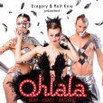 """Gregory & Rolf Knie présentent le sepctacle """"Ohlala - SEXY - CRAZY - ARTISTIC"""" aux Folies Bergère à Paris, du 23 juin au 11 septembre 2016."""