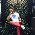 "Jeff des ""Anges 8"" sur le trône de Game of Thrones"