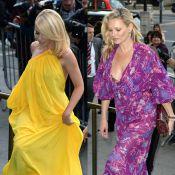 Kylie Minogue et Kate Moss : Radieuses, elles fêtent le début de l'été