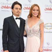 Lindsay Lohan in love : Elle présente son jeune fiancé milliardaire