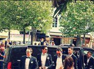 Alizée et Grégoire Lyonnet : Des photos du mariage dévoilées par les invités