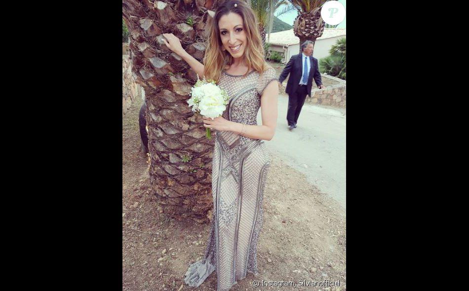 silvia notargiacomo au mariage dalize et grgoire lyonnet le 18 juin 2016 en corse - Mariage Alizee