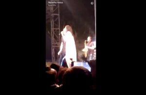 Nehuda (Les Anges 8), détestée : Elle se fait huer à son premier concert...