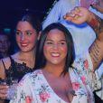 Sarah - Pour fêter leurs retrouvailles Les Anges 8 se retrouvent pour passer une soirée ensemble au Loft - Metropolis le 17 juin 2016 à Rungis © Marc Ausset Lacroix / Bestimage