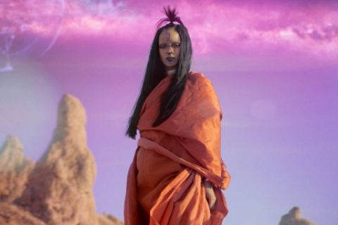 Rihanna : Fan de Star Trek et au top dans la B.O. du film !