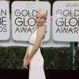 Margot Robbie - 71e cérémonie des Golden Globe Awards a Beverly Hills le 12 janvier 2013
