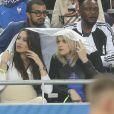 Sidonie Piémont enceinte (Compagne d'Adil Rami) lors du match du quart de finale de l'UEFA Euro 2016 France-Islande au Stade de France à Saint-Denis, France le 3 juillet 2016. © Cyril Moreau/Bestimage