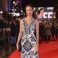"""Thandie Newton - Avant-première du film """"Creed"""" à Londres, le 12 janvier 2016."""