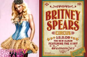 URGENT : Ecoutez le nouvel album de Britney Spears !!!