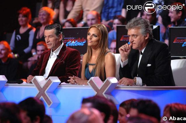 Le jury d'Incroyable Talent